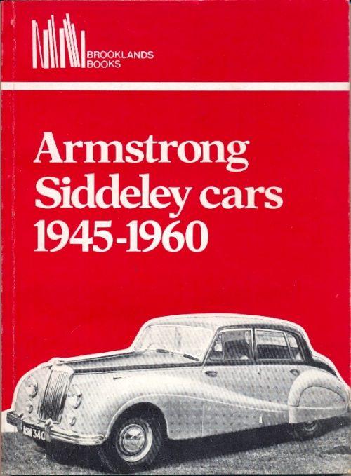 armstrongsiddeleycars19451960