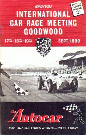 goodwoodrevivalprog1999